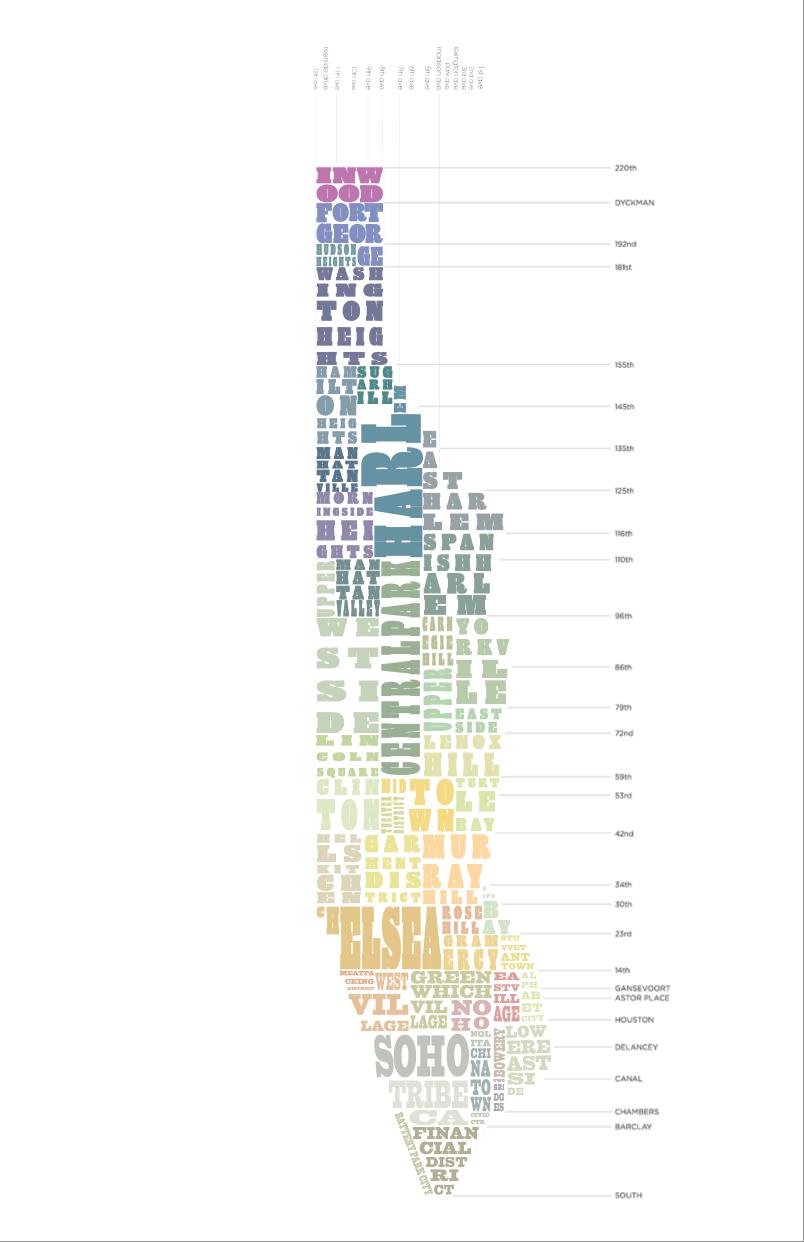 Manhattan Map By AFineFrenzy.deviantart.com On @deviantART