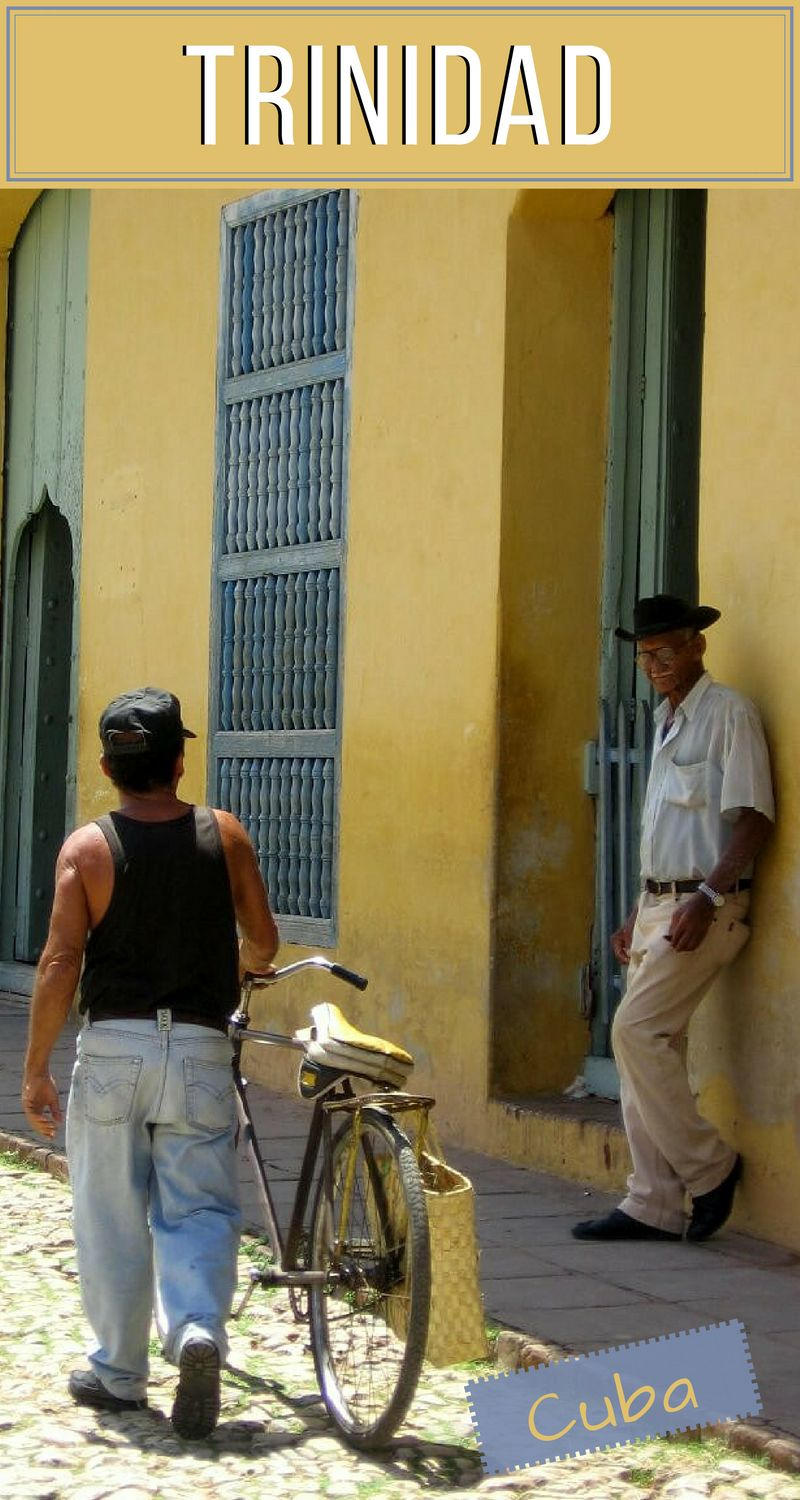 Trinidad is one of the must-see places in Cuba. The town declared by UNESCO as the world heritage site is a true trip back in time. Find out why. #TrinidadCuba #CubaWhatToSee #Travel #TravelCuba #TravelCentralAmerica