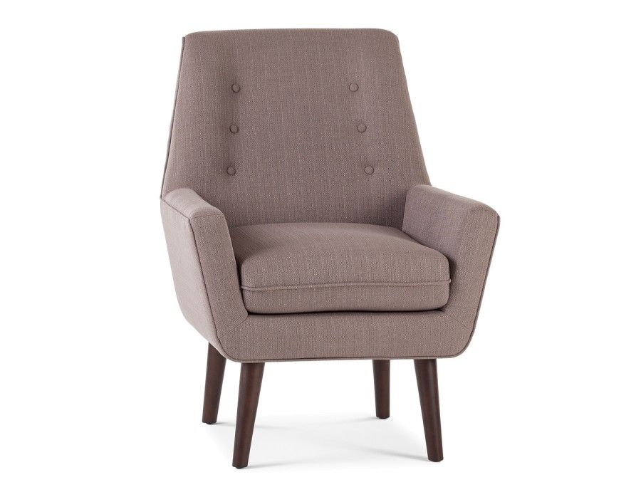 Gem Fabric Armchair Granite With Images Armchair Fabric
