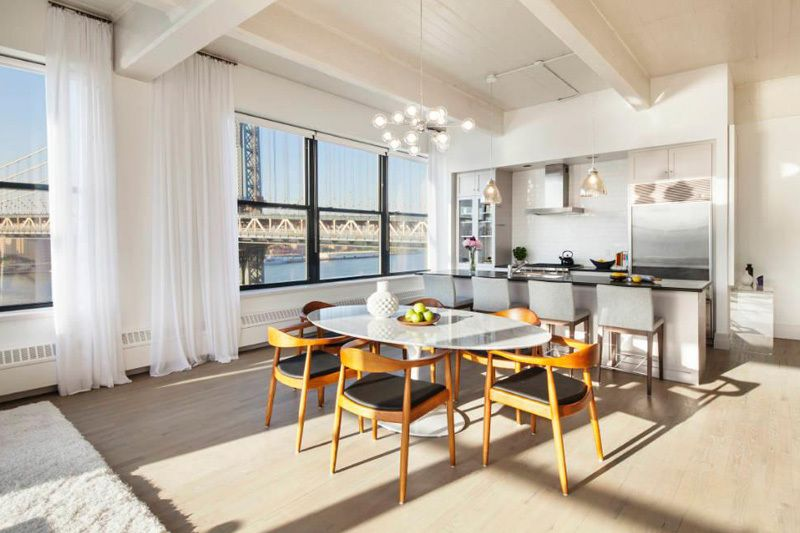 Anne Hathaway's $4.25 Million Apartment in Brooklyn   Popbee - a fashion, beauty blog in Hong Kong.