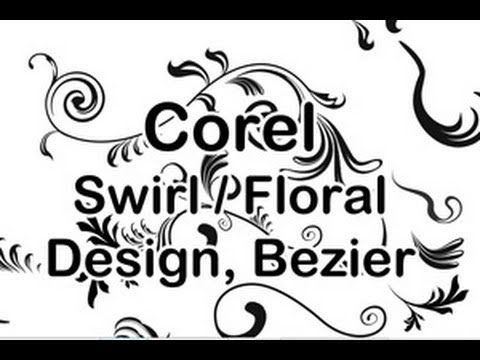 How to Learn Curve and Design With Curve Using CorelDRAW - YouTube
