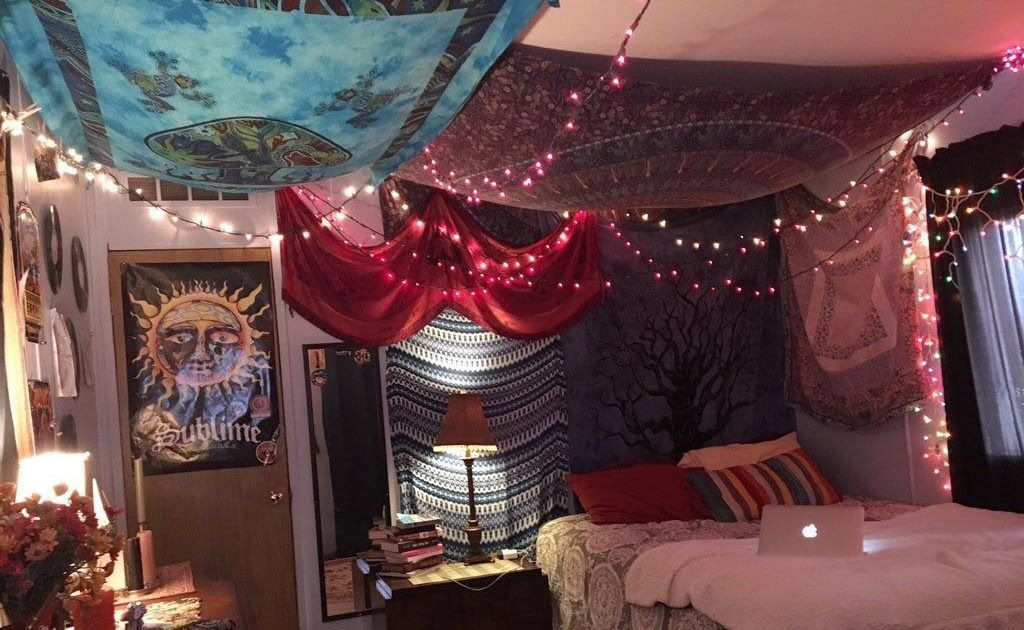 Trippy Rooms On Aesthetic Bedroom Dream Rooms Room Decor Trippy