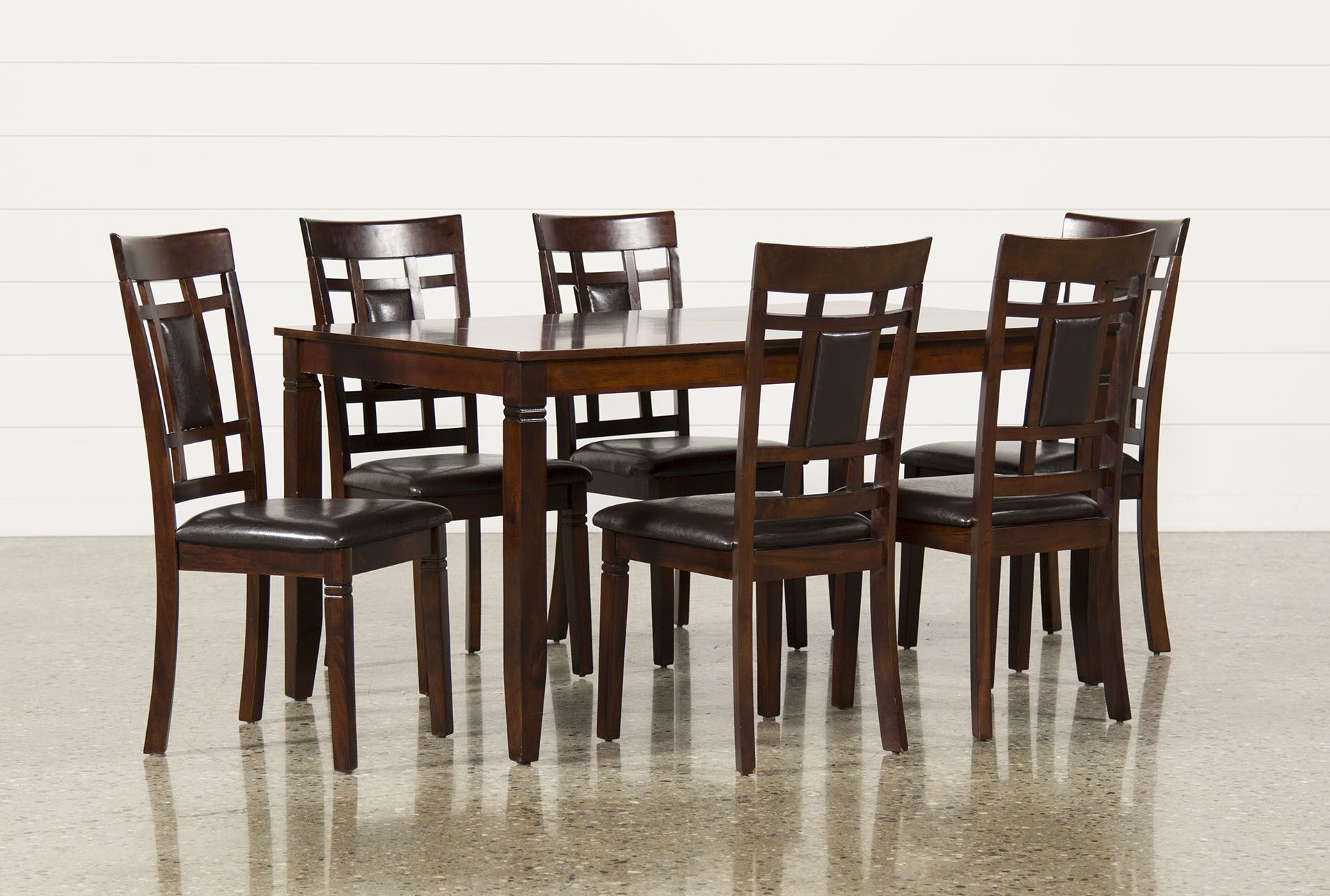 Best Janelle 7 Piece Dining Set Dining Room Table Set Cheap 400 x 300