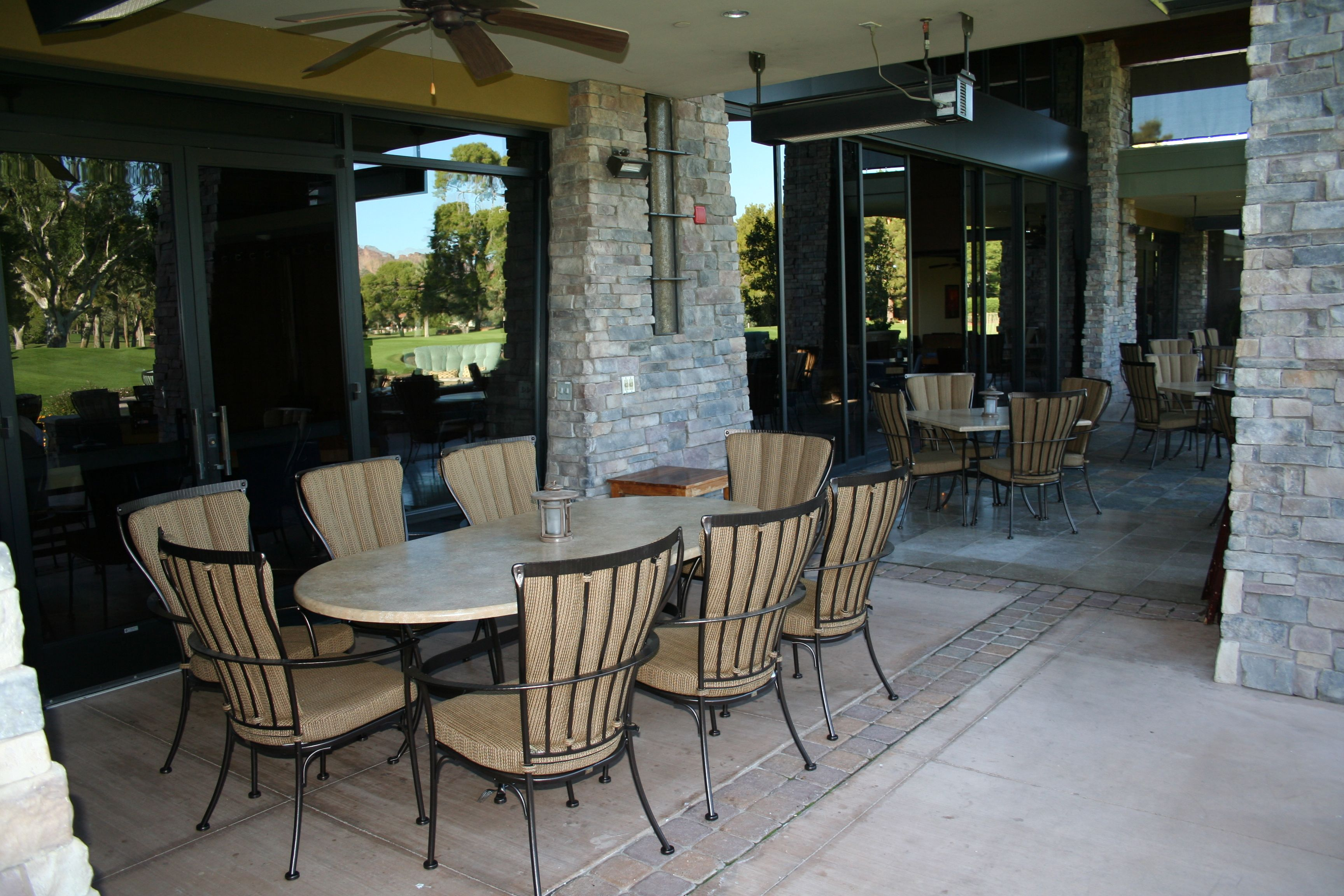 The OW Lee Monterra Collection At The Arizona Country Club · The ArizonaOutdoor  FurnitureCommercial