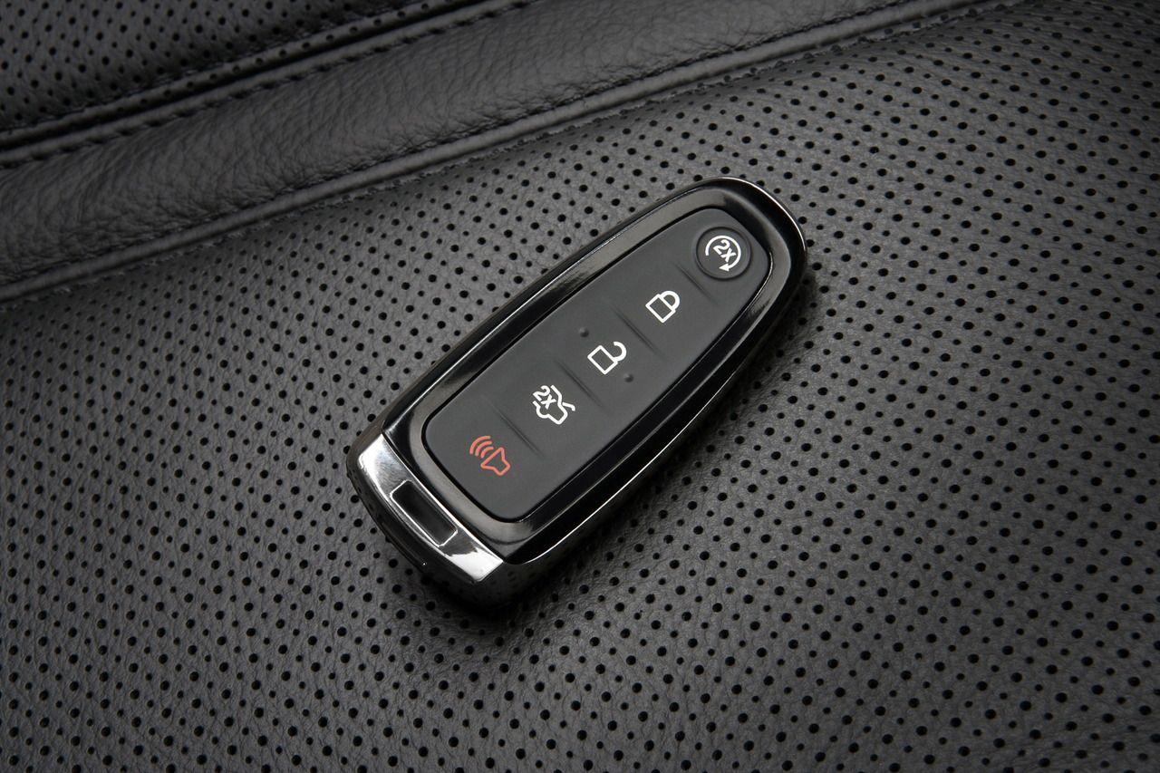 Car key designs