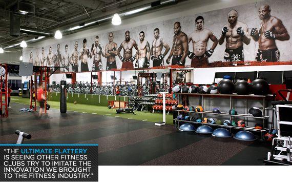 Gym Of The Month Ufc Gym Torrance Warehouse Gym Gym