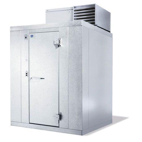 Kolpak 5 10 Prefab Freezer With Floor Polar Pak P6 066 Ft Prefab Walk In Freezer Locker Storage
