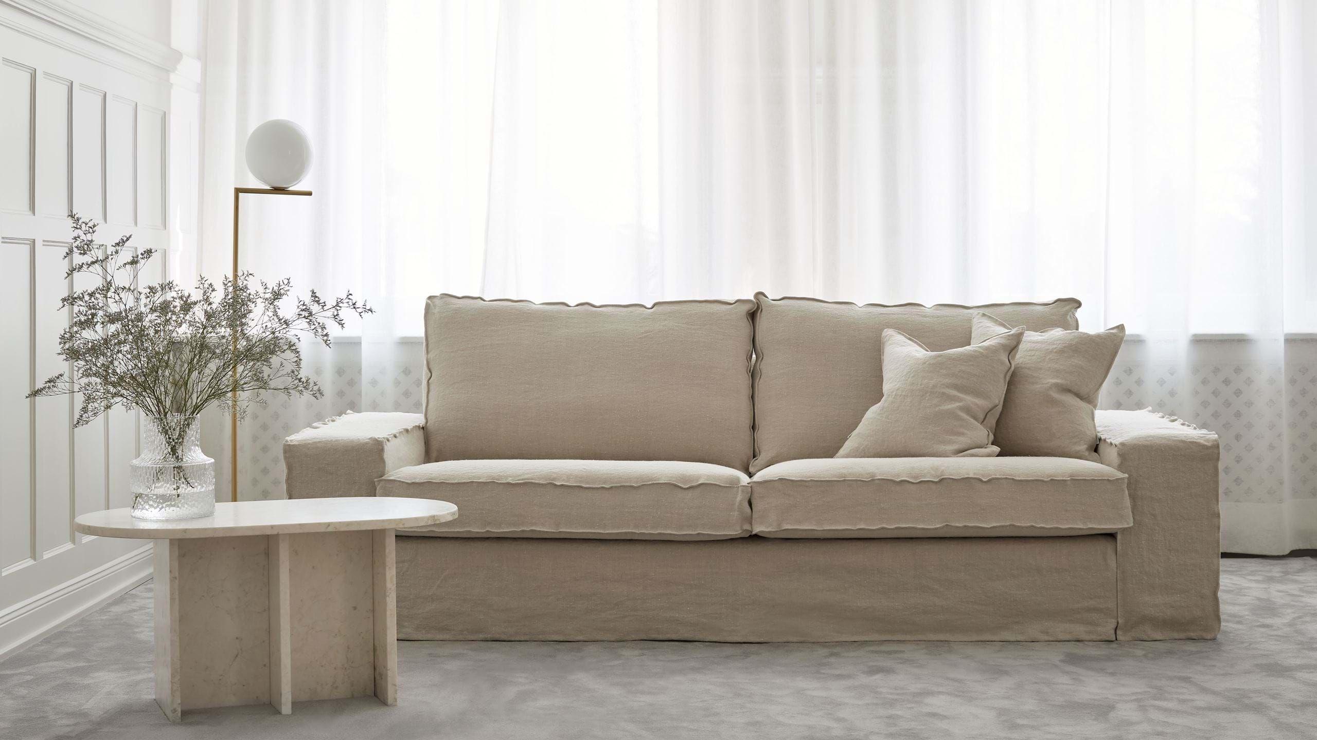 IKEA Kivik sofa review by Bemz   Bemz   Ikea kivik, Kivik sofa ...