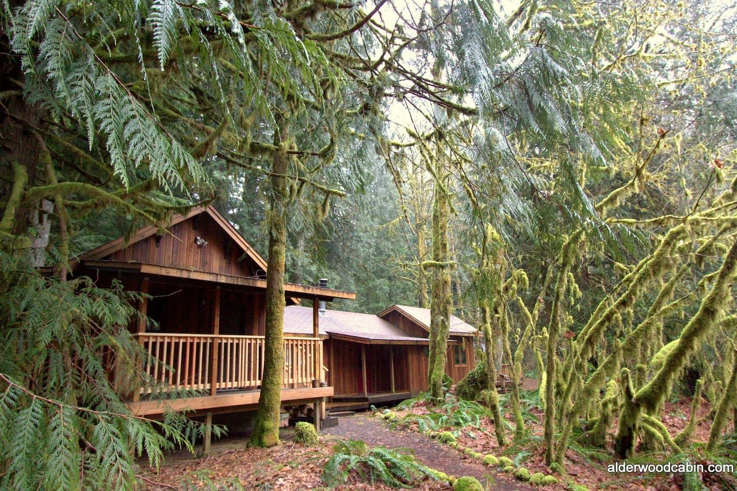 oregon cabin hand steiner log cabins img mt the mount a of s foothills in on hood hewn