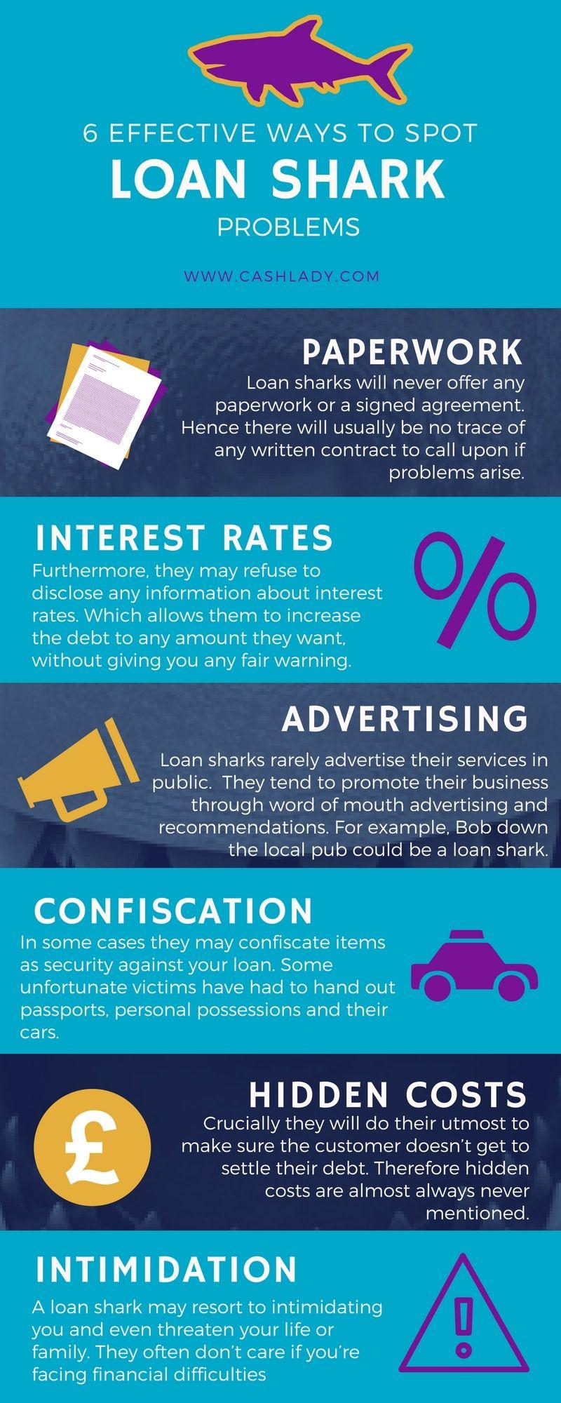 Avoid Loan Sharks 6 Effective Ways To Spot And Avoid Them Loan Shark Loan Best Loans