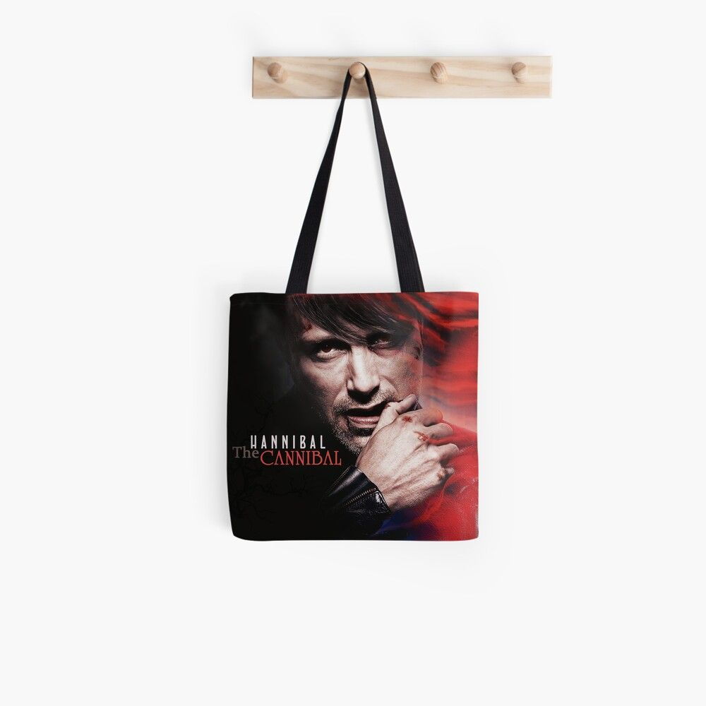 Hannibal Tote Bag by oceanseaocean