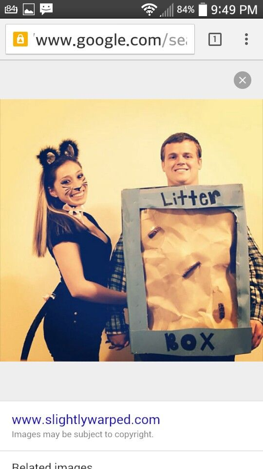 Couple costume idea Halloween Pinterest Couple costume ideas - couples funny halloween costume ideas