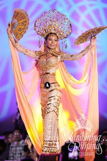 MINDANAO NATIONAL COSTUME IN SOUTHERN PART OF THE
