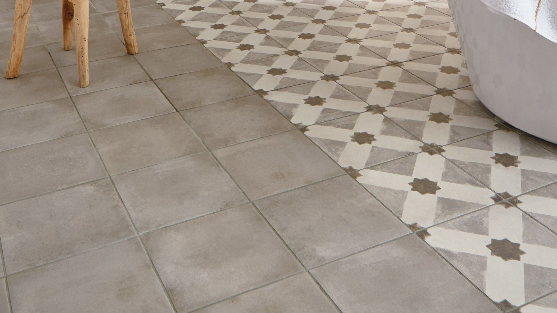 Carrelage carrelage casual cemento gris int rieur mood for Catalogue carrelage