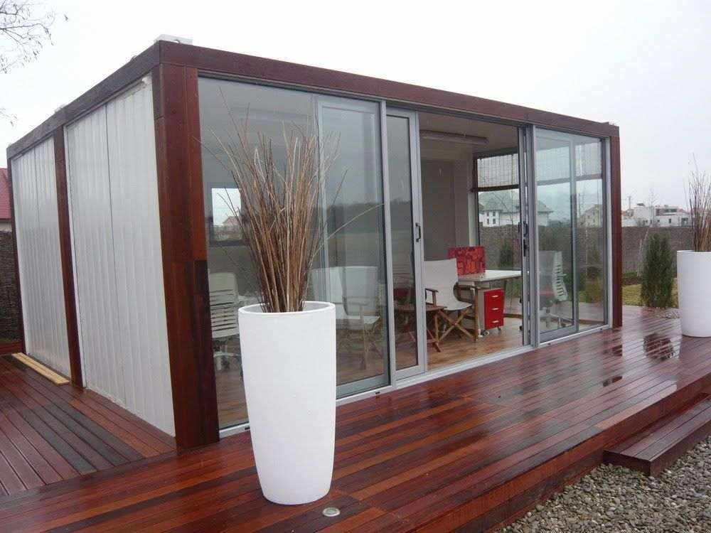 Shipping Container Homes Diy House Made From Containers