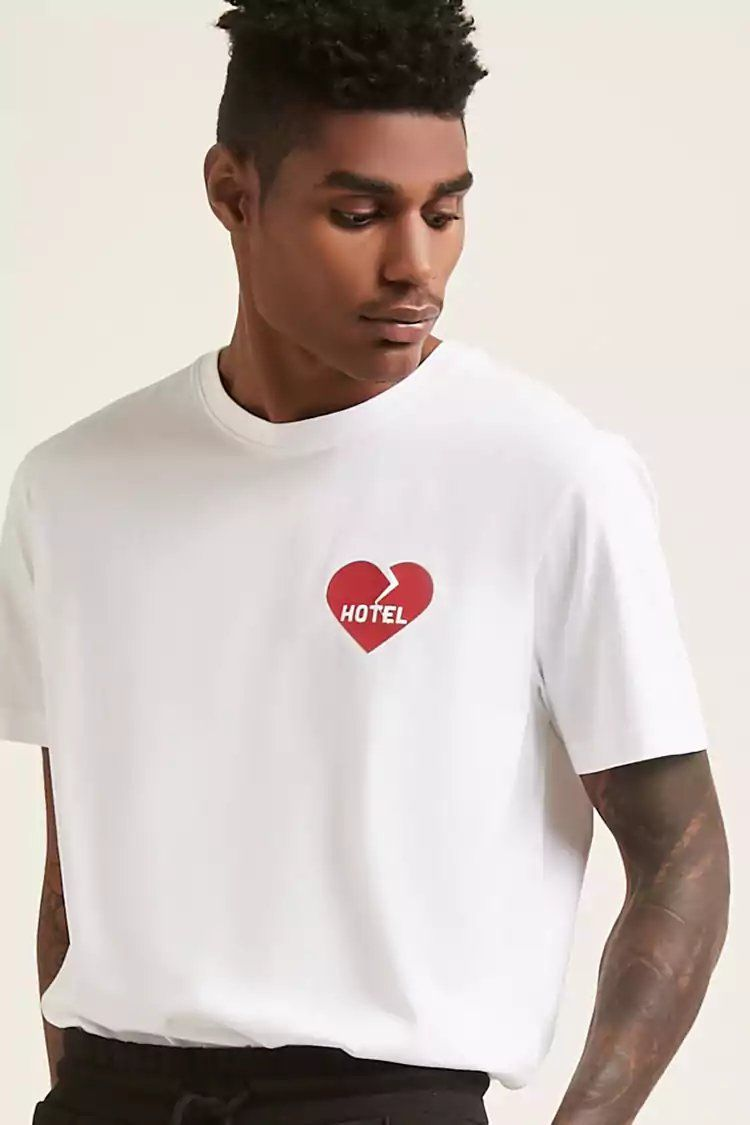 564ad6db2839b Product Name Hotel Graphic Tee
