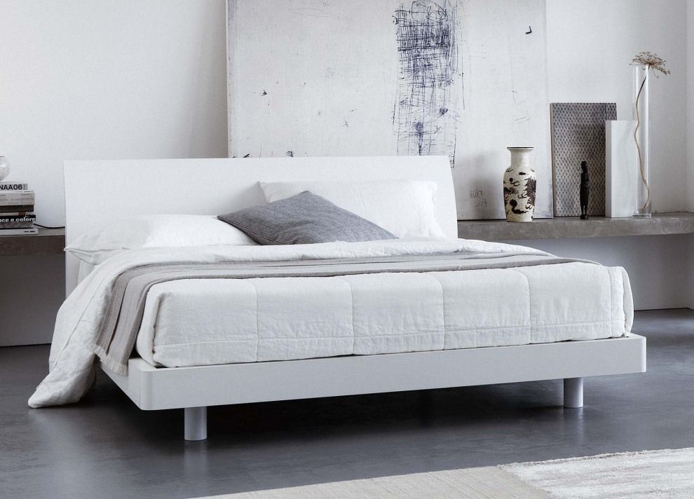 master bedroom - i like this bed! Bed board Pinterest - modernes bett design trends 2012