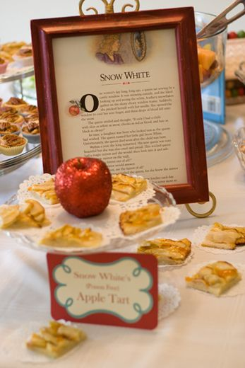 Classic Vintage Fairy Tale Baby Shower Party Ideas Abby Turns 4