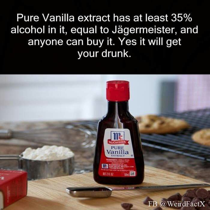 Pure Vanilla Extract Vanilla Extract Wow Facts Hot Sauce Bottles