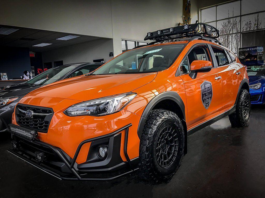 2018 Crosstrek Limited Lachute Subaru Subaru Crosstrek