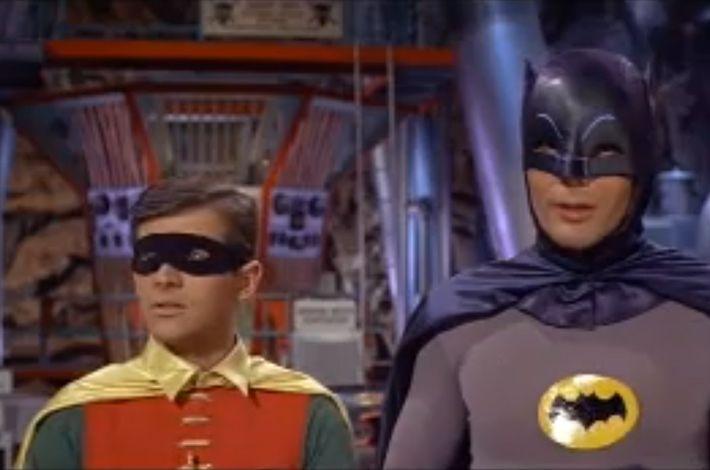 Adam West Batman TV Series   Tags: batman   adam   mejor   west