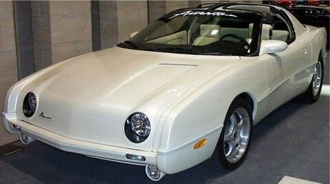 2002 Studebaker Avanti