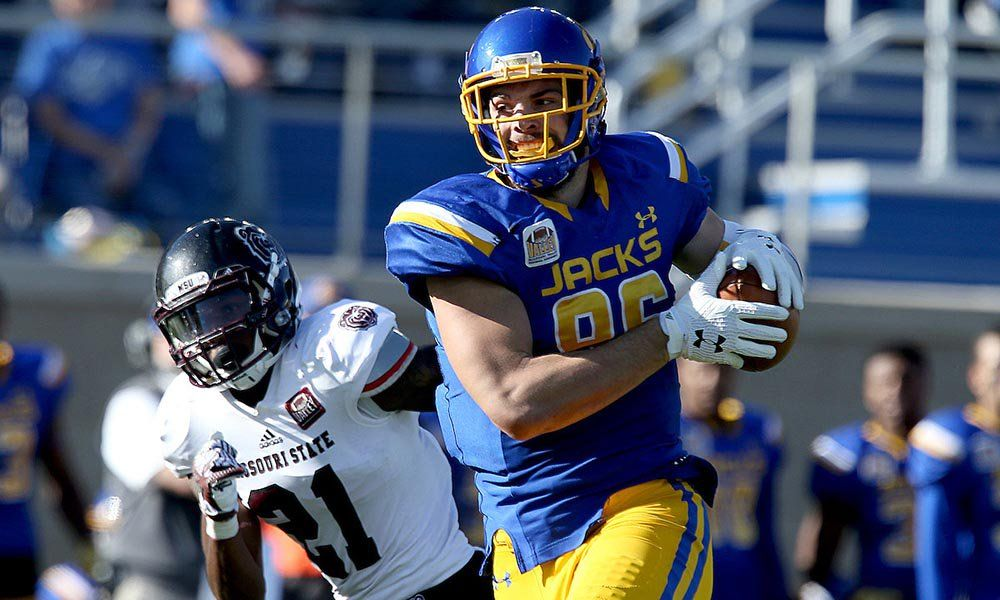 Bradley Ylitalo S Scouting Notebook Final Tight End Rankings Nfl Draft Tight End Nfl