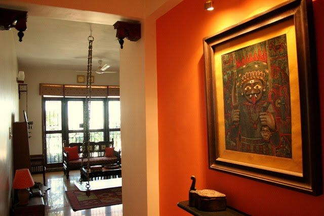 Ethnic Indian Decor: An Indian Home In Bangalore | Home Decor
