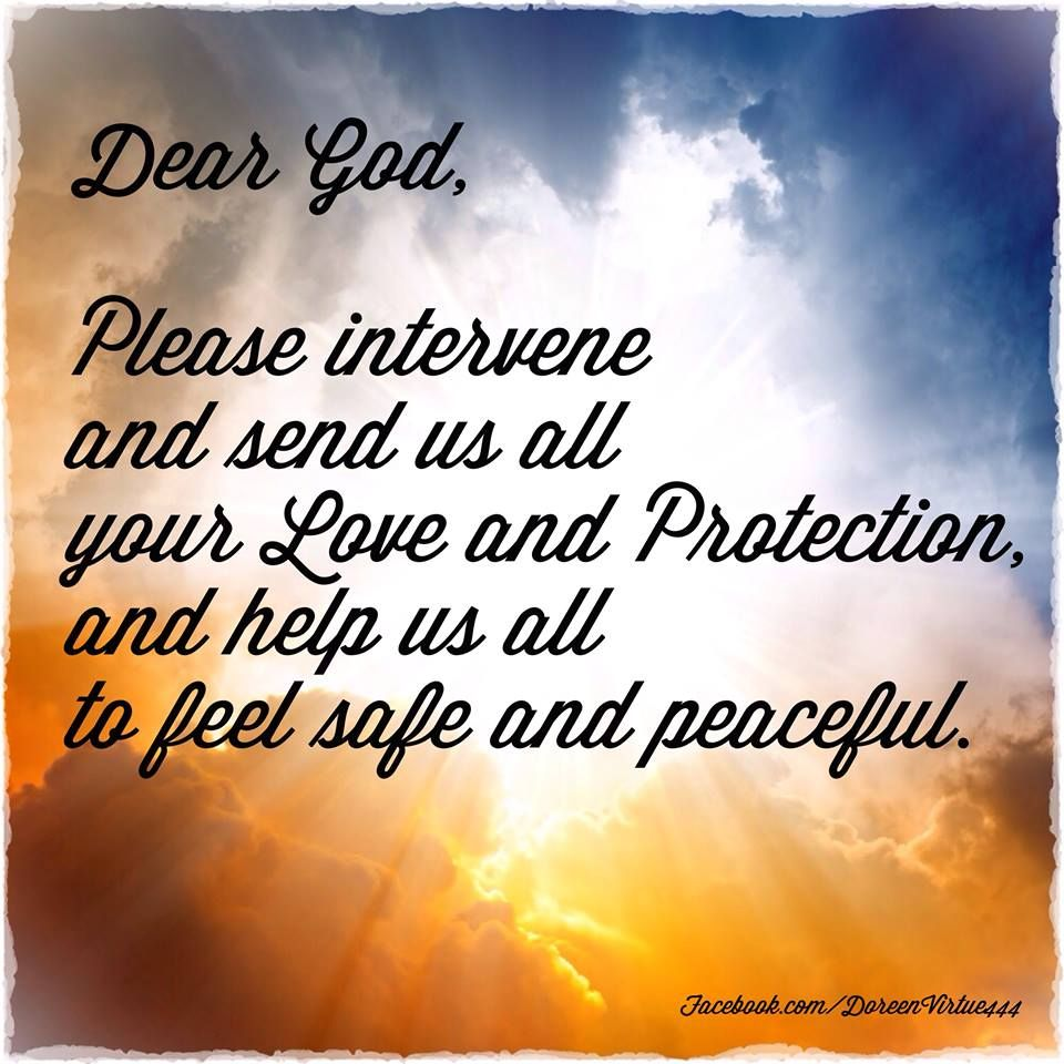 how to pray for divine intervention
