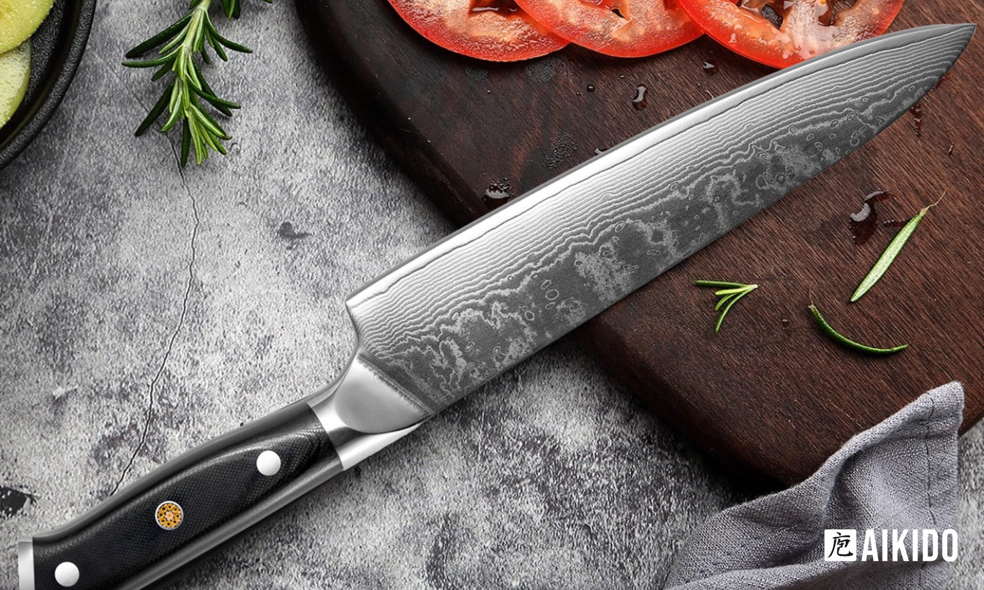 Kurashikku 8 Chef Knife Knife Design Chef Knife High Quality Kitchen