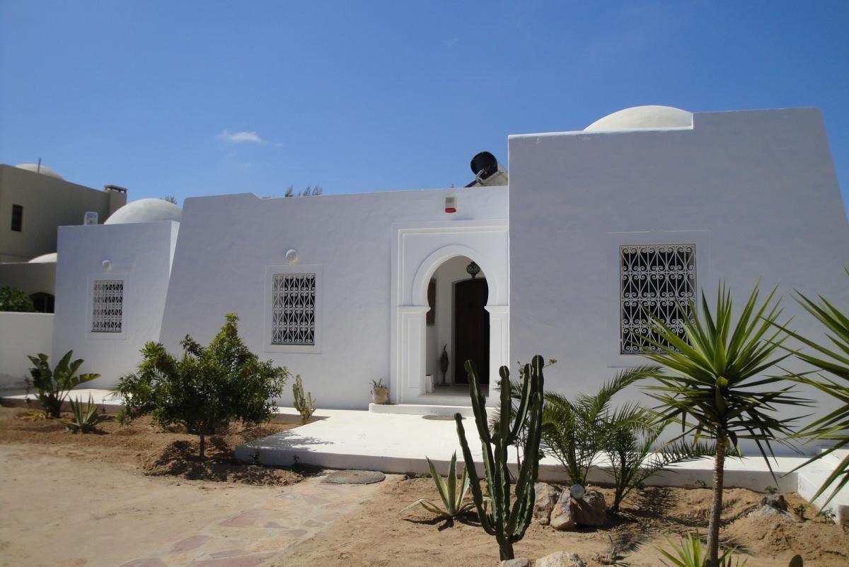 Vente Maison Villa Djerba Tunisie Architecture Villa House Styles