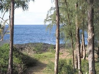 Spacious and Lovely Ocean View Home South of Hilo