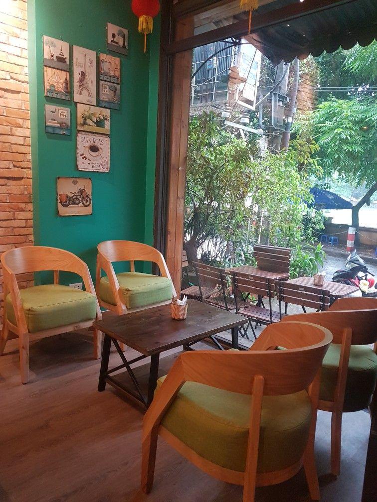 Bộ Ban Ghế Cafe Sofa Mf35 đậm Chất Phong Cach Hiện đại Của Ghế Sofa