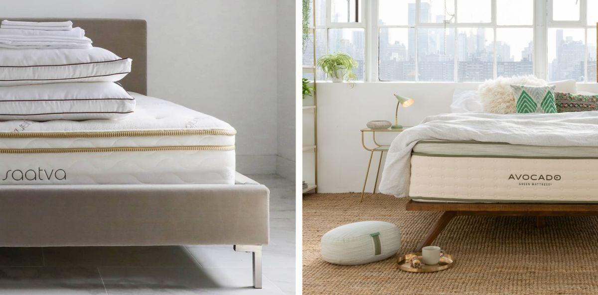 Saatva Vs Avocado Mattress Let S Compare Home Decor Mattress Home Decor Fabric