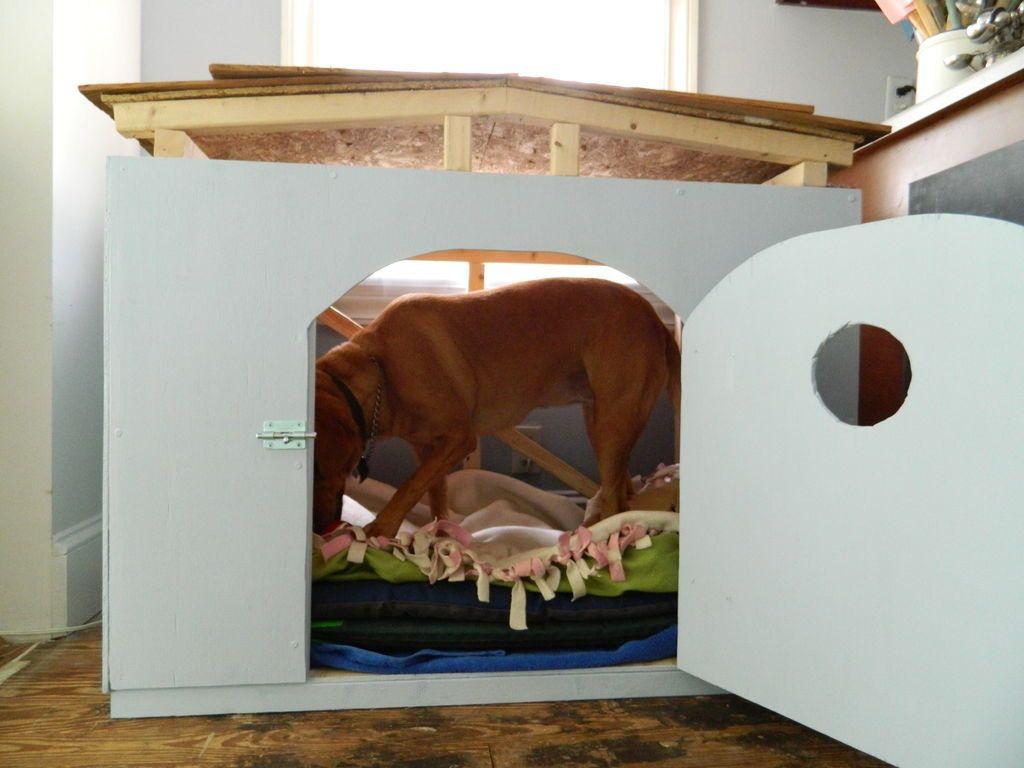 Indoor dog house - Indoor Dog Soundproof Noten Animals
