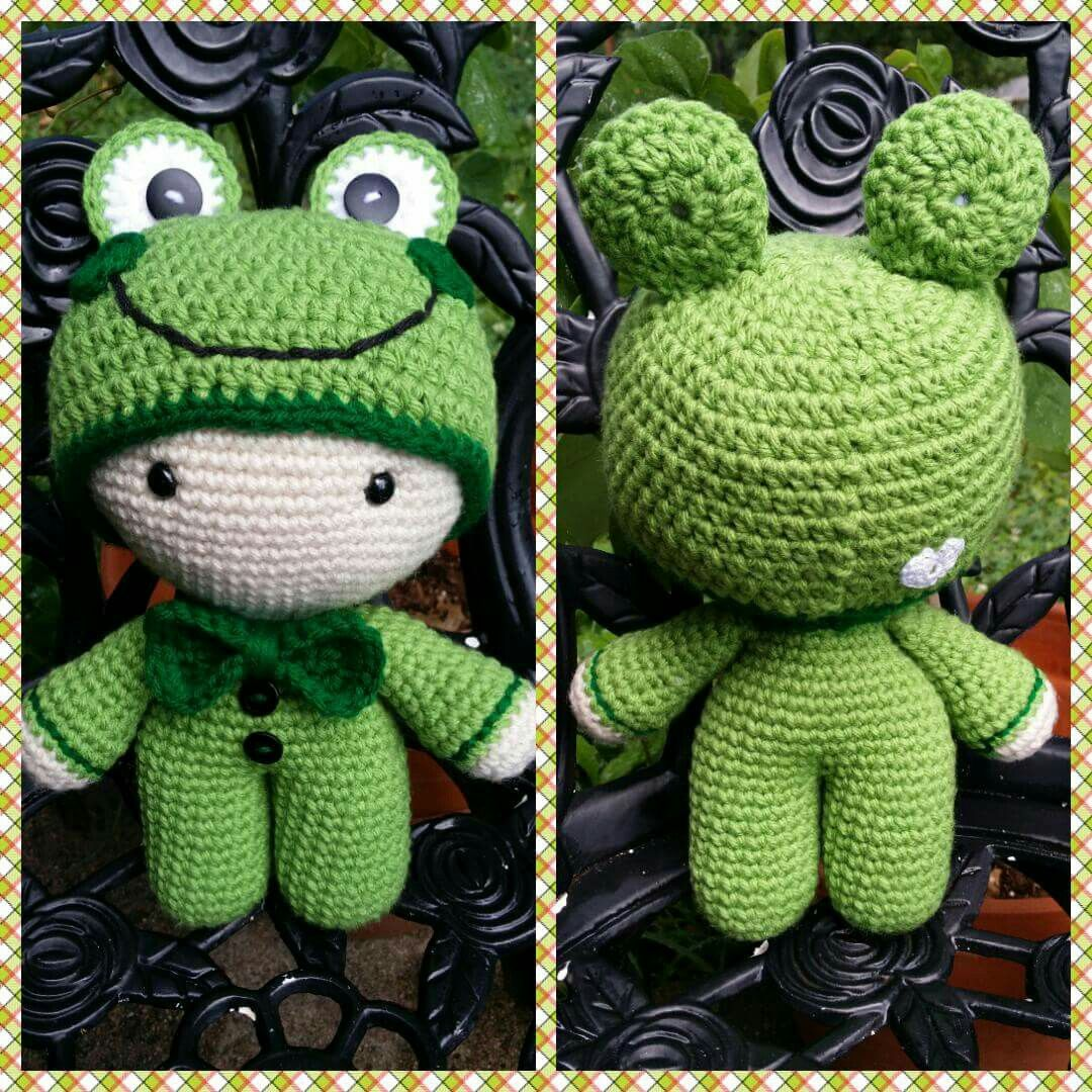 CROCHET-PATTERN: Voodoo Doll inspired by Scrump (Lilo and Stitch ... | 1080x1080
