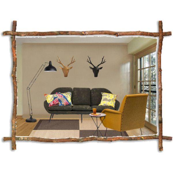 Senza titolo #230 by oh-ba on Polyvore featuring interior, interiors, interior design, Casa, home decor and interior decorating