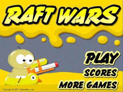 Friv 10 games Raft Wars Games (Có hình ảnh)