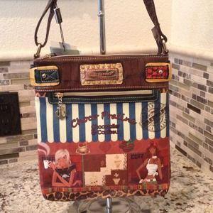 Brentano Moda Italy Handbags On Poshmark