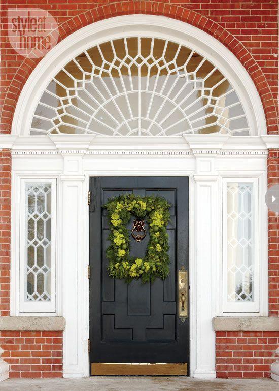 Accessories & Accessories | Front doors Doors and Black door pezcame.com