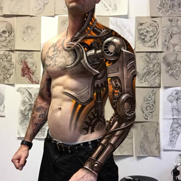 This Year's 60 Most Amazing Tattoo Designs For Men