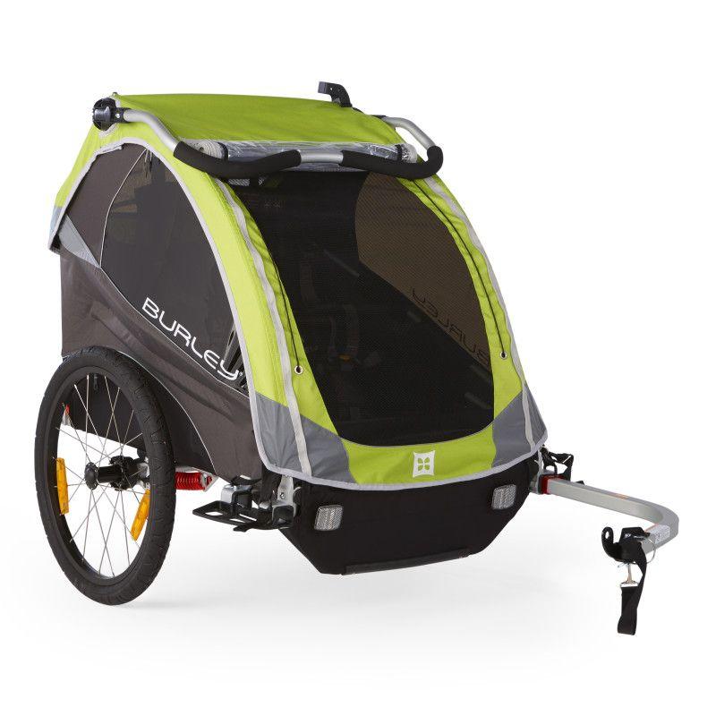 D'Lite Kids Bike Trailer and Double Stroller Child bike