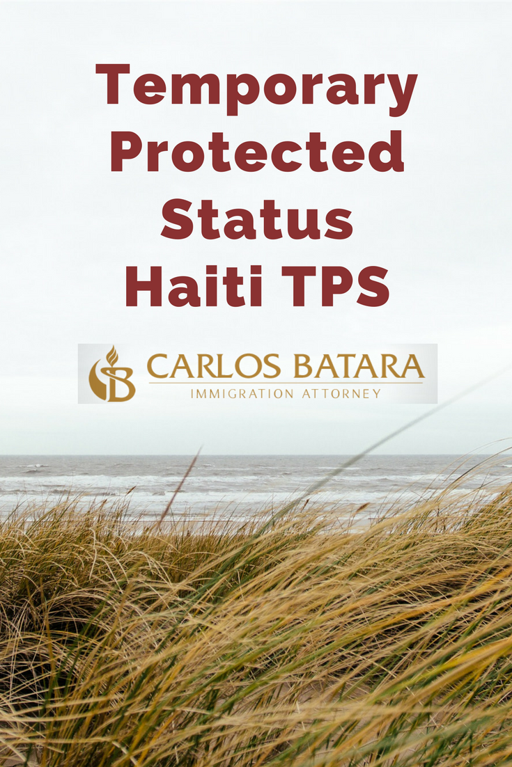 Haiti Temporary Protected Status Extended For Now Immigration Blog Homeland Security Haiti