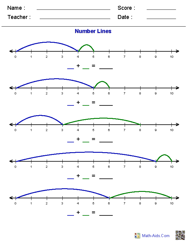 math worksheet : 1000 images about number lines on pinterest  open number line  : Subtracting On A Number Line Worksheets