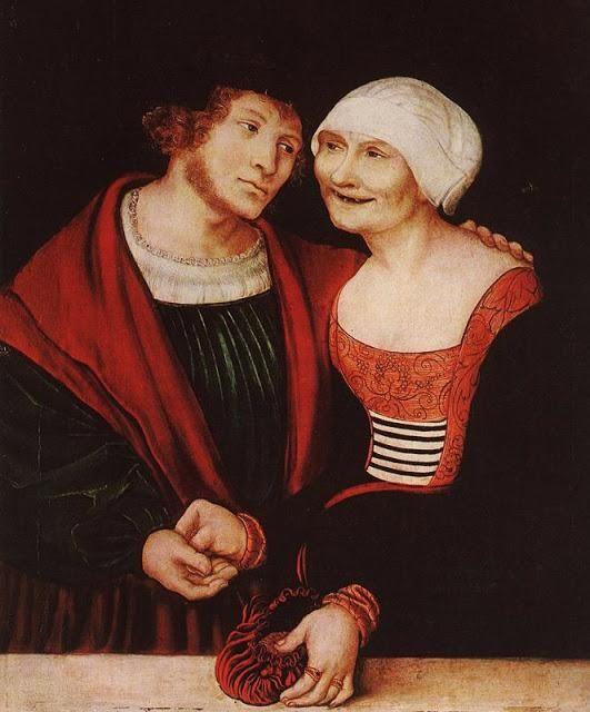 Wtf Renaissance On Twitter Lucas Cranach The Elder Lucas Cranach Funny Medieval