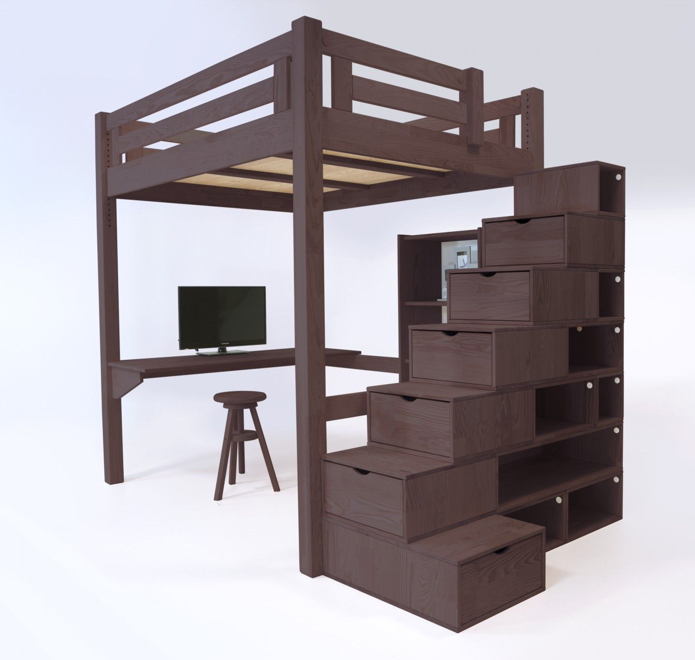 lit mezzanine ecologique