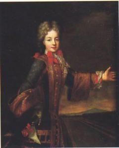Marie-Adélaïde de Savoie (1685-1712), duchesse de Bourgogne, early 17th C, follower of Pierre Gobert