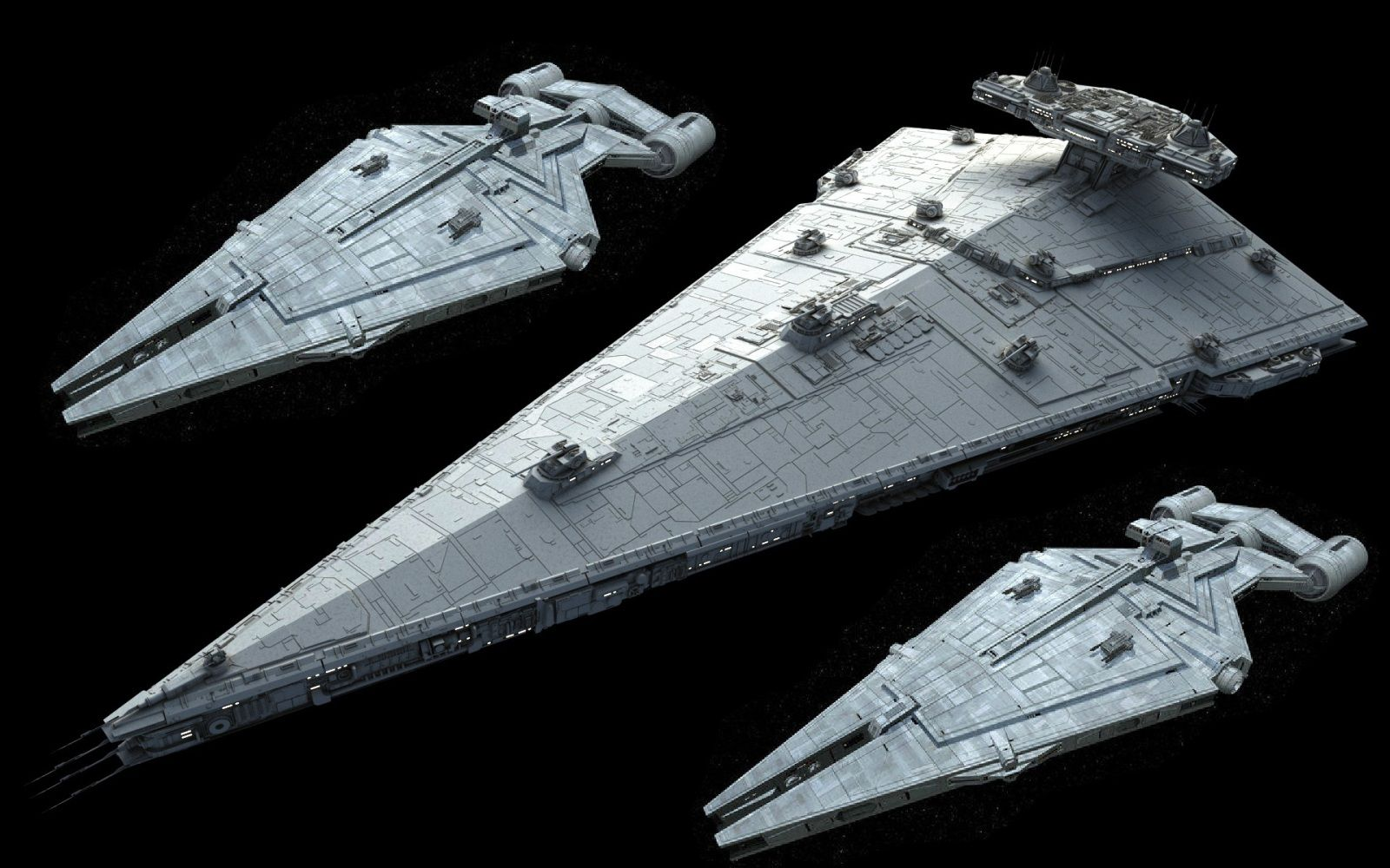 Arquitens Class Light Cruiser Size Spacecraft Star Wars