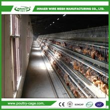 chicken Cage(layer and broiler cage), chicken Cage(layer and broiler cage) direct from Anping County Innaer Wire Mesh Manufacturing Co., Ltd. in China (Mainland)