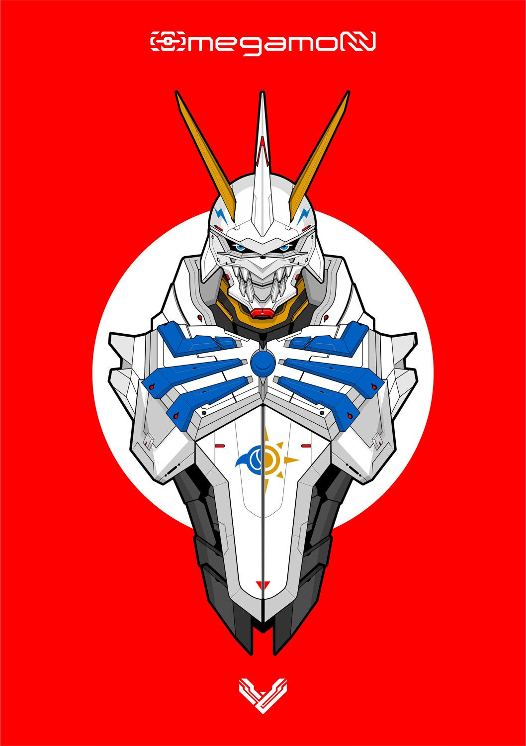Omegamon x by